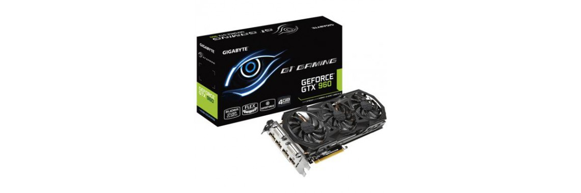 Видеокарта GIGABYTE GeForce GTX960
